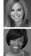Amy Baker, SVP, Lifetime and Deborah Tillman, America's Supernanny, Lifetime TV